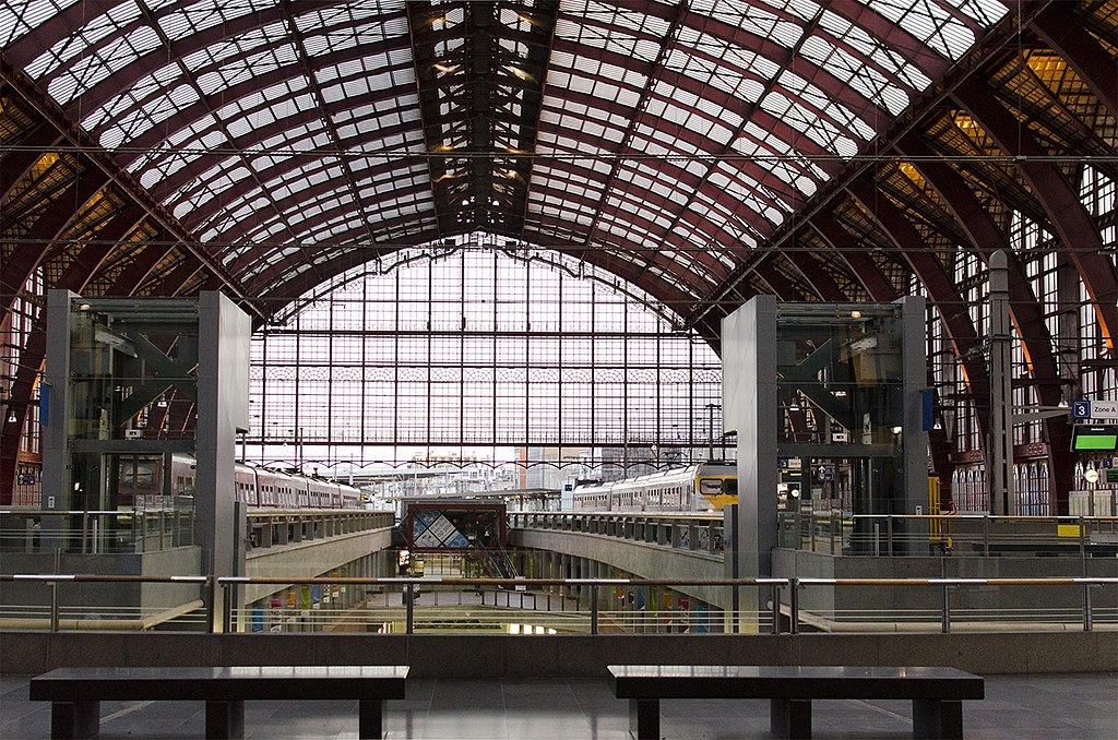 Antwerpen en de Reuzenpijp